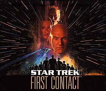 Affiche de Star Trek: First Contact